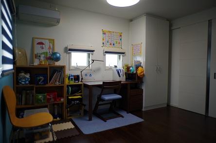 入居後子供部屋2