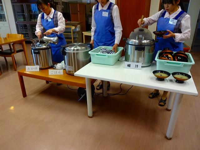 いこいの村涸沼朝食バイキング (7)