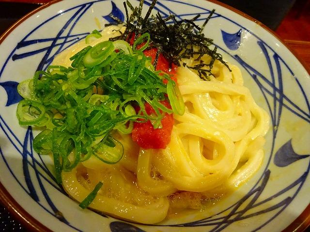 丸亀製麺 栗ヶ沢7 (5)