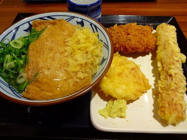 丸亀製麺 栗ヶ沢7 (6)