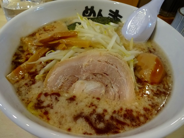 めん吉 松戸店 (5)