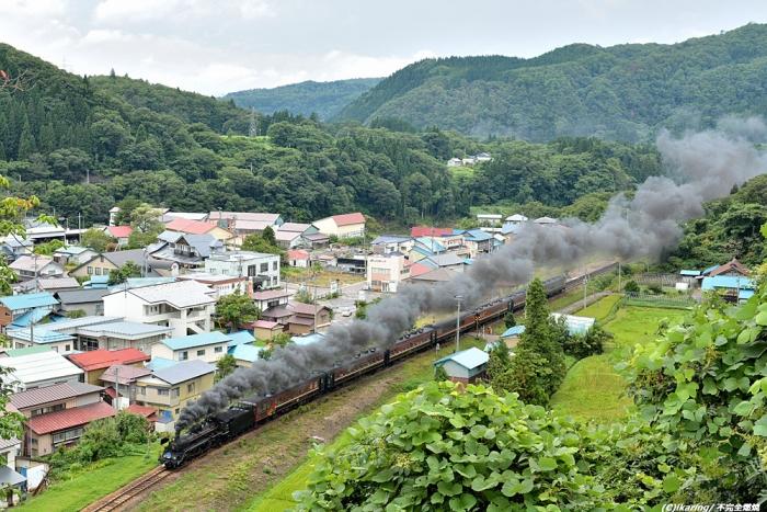 \磐越西線 C57