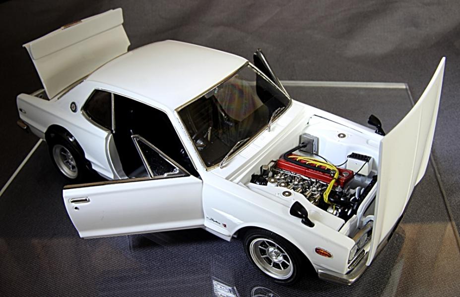 ハコスカGTR-7