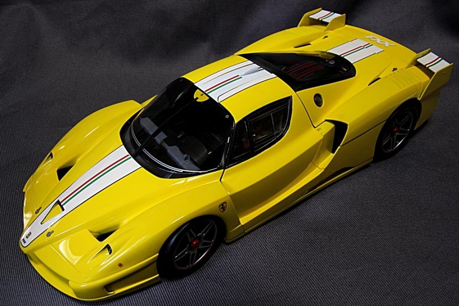 フェラーリFXX-1