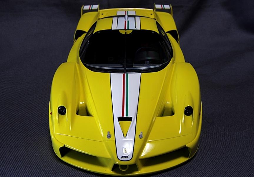 フェラーリFXX-4