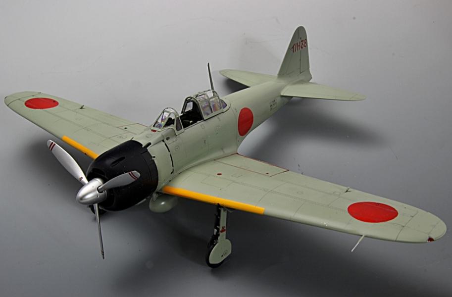 零戦22型-2