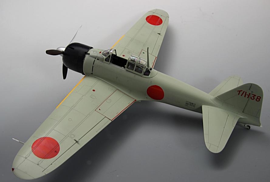 零戦22型-3