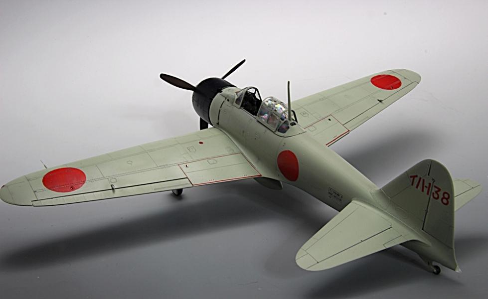 零戦22型-4