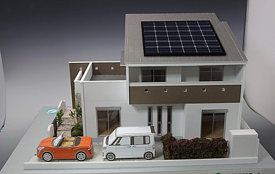 建築模型-1