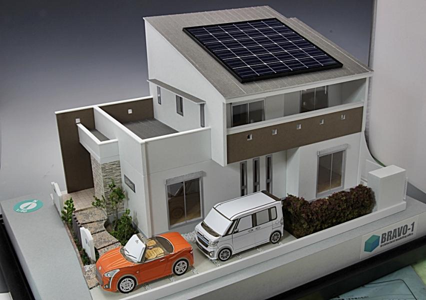 建築模型-2
