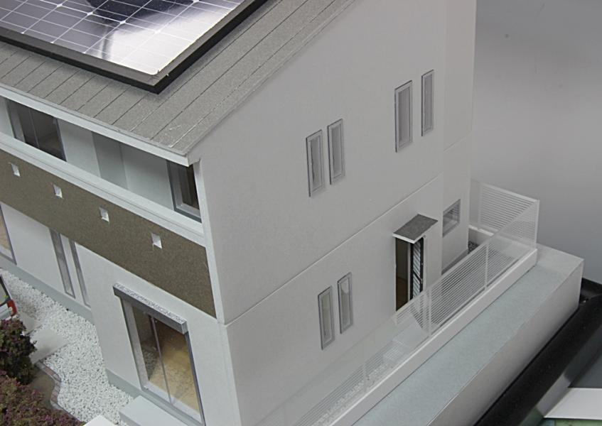 建築模型-3