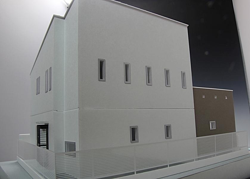 建築模型-4