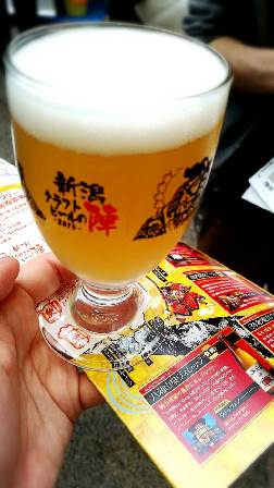 クラフトビールの陣