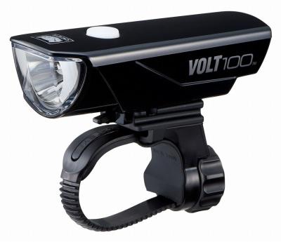 キャットアイ(CAT EYE) ヘッドライト [VOLT100] リチウムイオン充電池 USB充電 ボルト100 HL-EL150RC