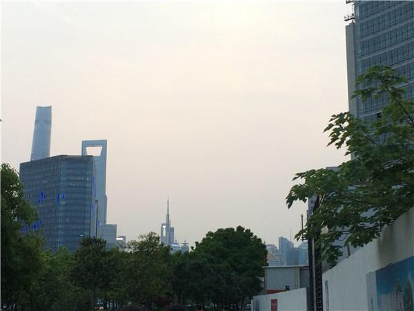 中国へ行って来ました