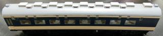 使用したTOMIX583系中間車