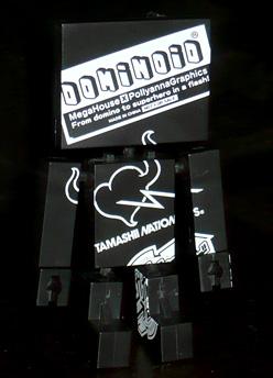 メガホビEXPO2015 Spring×魂の夏コレ2015 特製ドミノイド ブラック
