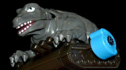 戦車怪獣 恐竜戦車