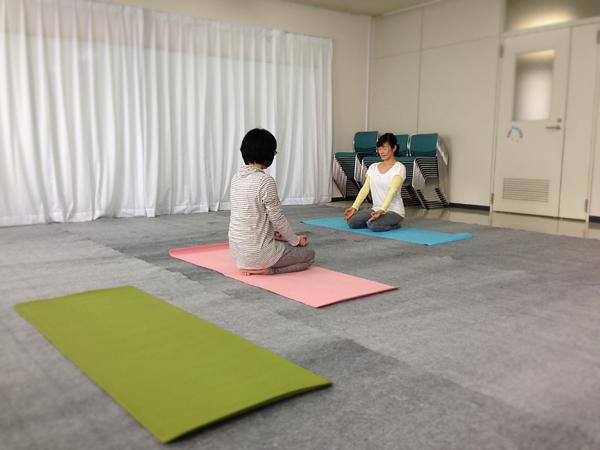 京都ヨガ 佐賀 神埼 福岡 クラス ハラダヨウコ