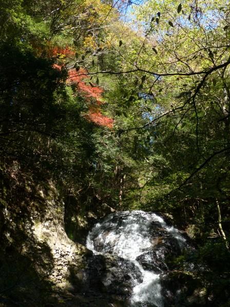 遅越の滝 2