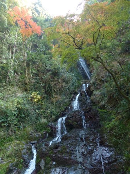 白滝公園 紅葉 7