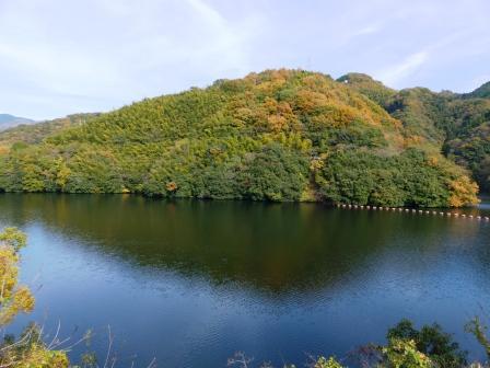 石手川ダム・白鷺湖 1