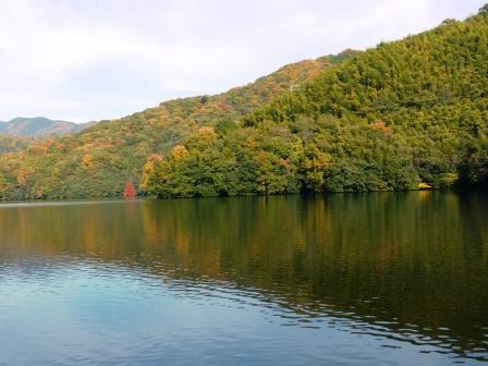 石手川ダム・白鷺湖 3