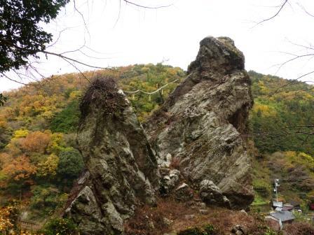 夫婦岩公園 夫婦岩