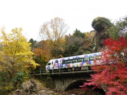 アンパンマン列車 (2000系特急形気動車) 1