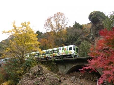 アンパンマン列車 (2000系特急形気動車) 2