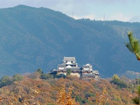 松山総合公園からの眺め 4