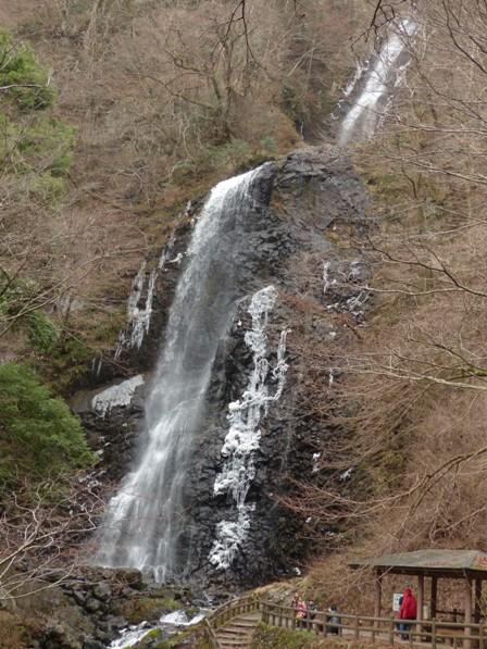 白猪の滝 1