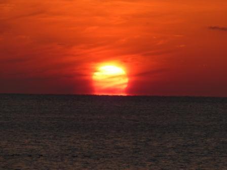 塩屋海岸 夕景 10