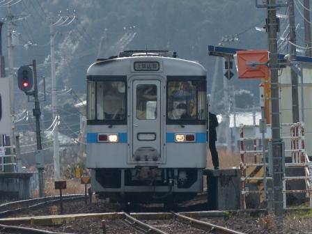 JR四国 1000形気動車 1