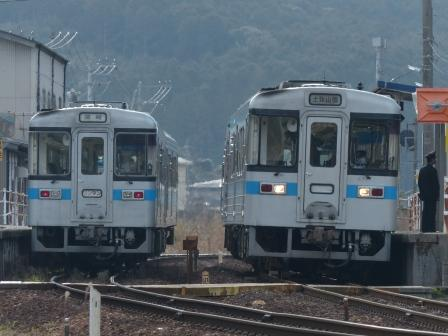 JR四国 1000形気動車 3