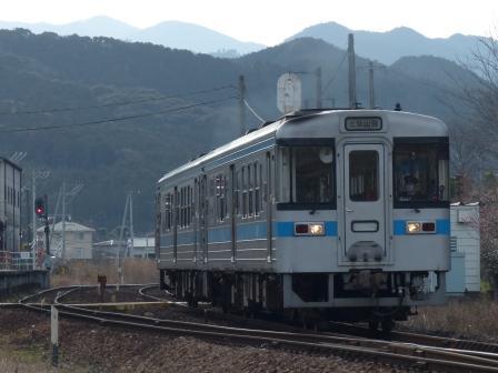 JR四国 1000形気動車 4