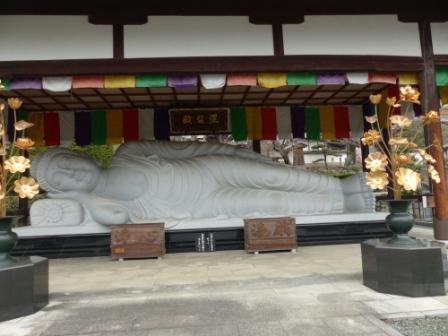 高昌寺 涅槃像