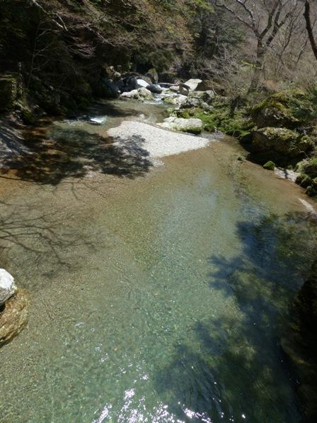 小田深山渓谷 2