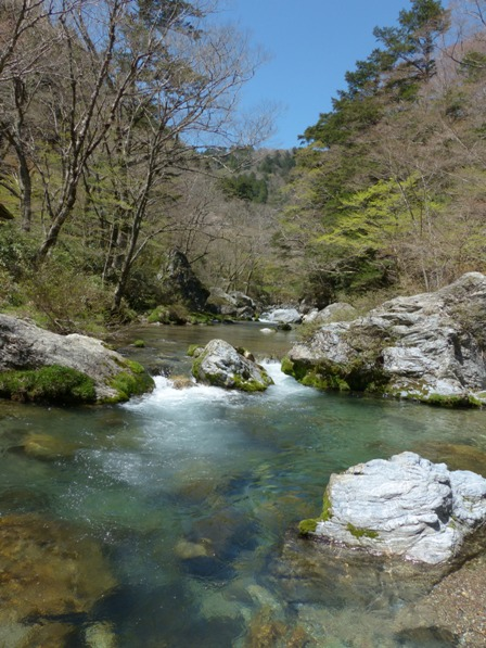 小田深山渓谷 3