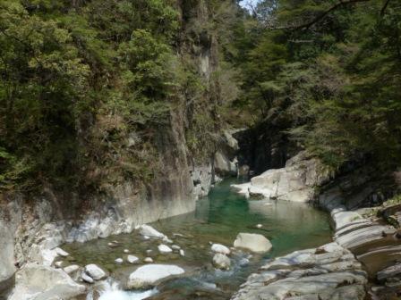 面河渓 7