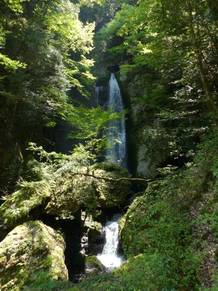 長沢の滝 1