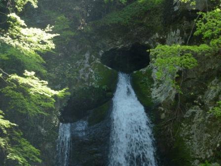 長沢の滝 2