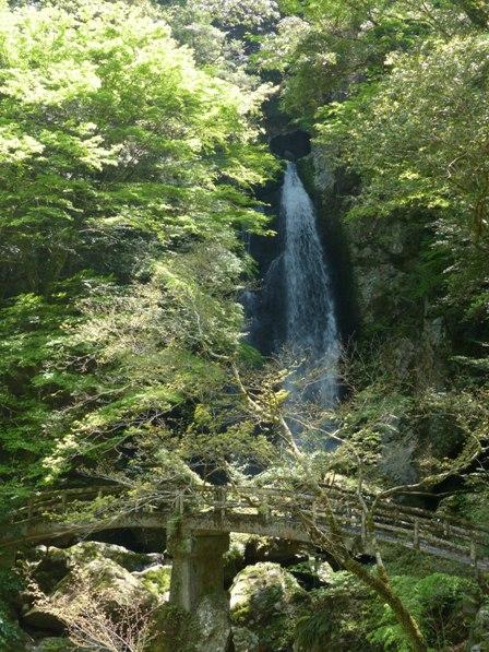 長沢の滝 3