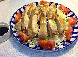 タイ風鶏肉のソテー