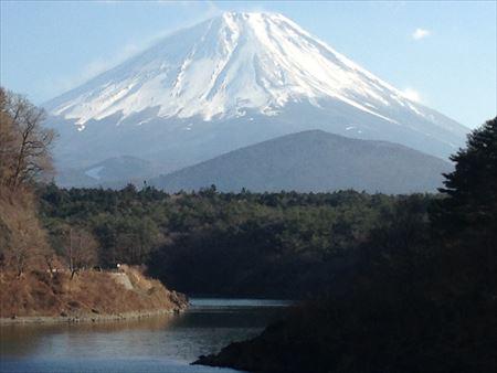 精進湖富士山_R