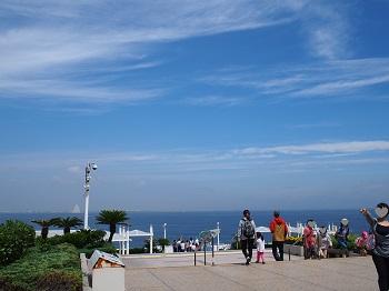 海ほたる20130628-4