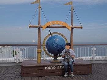 海ほたる20130628-7