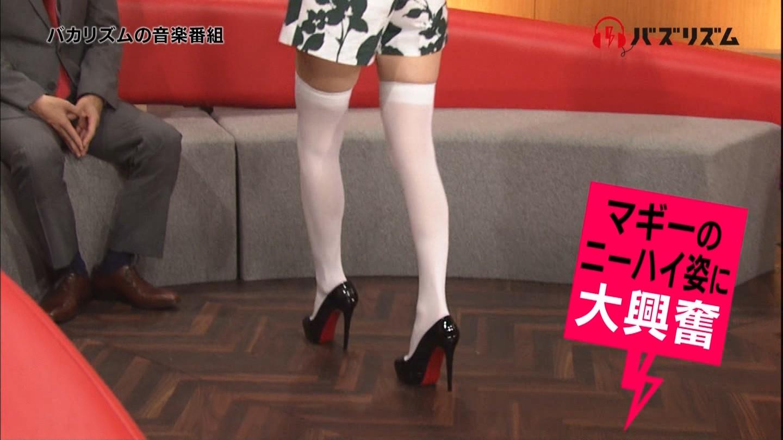 マギー脚3