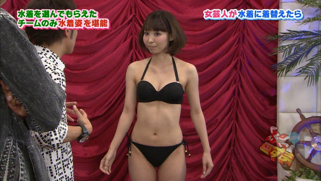 ぷっすま女芸人水着21