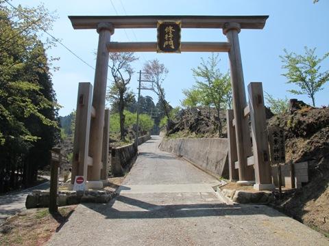 吉野山 034 金峯神社